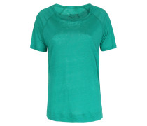 Leinen-Shirt Apple Green