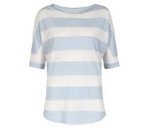 Jersey-shirt Mit Blockstreifen