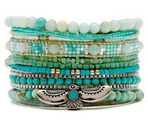 Armband Türkis/silber
