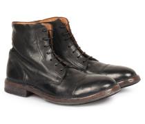 Schnür-stiefel Cusna Nero Vintage