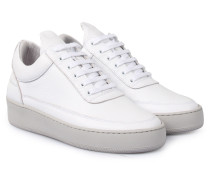 Low Top Sneakers White/grey