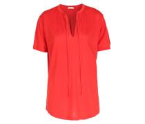 Shirt Tami Im Lyocell-seiden Mix Tomato