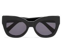 Northern Lights Sonnenbrille Mit Cat-eye-rahmen Aus Azetat -