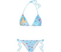 + My Little Pony Bedruckter Triangel-bikini -