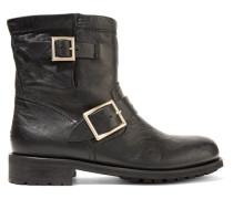 Youth Ankle Boots aus Leder -
