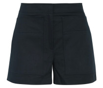 Shorts Aus Stretch-baumwolle -