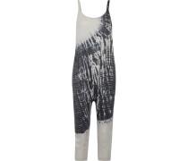 Jumpsuit Aus Jersey Aus Einer Baumwollmischung Mit Batikmuster -