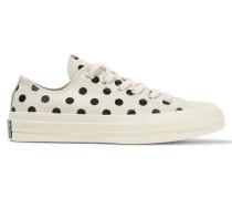 Chuck Taylor All Star Verzierte Sneakers Aus Leder -