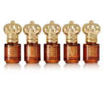 Private Collection Travellers Set – Masculine, 5 X 10 Ml – Set aus Eaux De Parfums