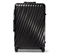 Short Trip Koffer Aus Aluminium - Schwarz