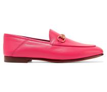 Loafers Aus Leder Mit Horsebit-detail -