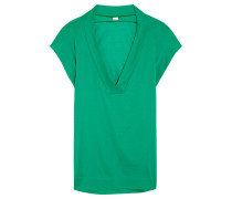 Zephyr Renee Kaftan Aus Baumwoll-jersey - Grün
