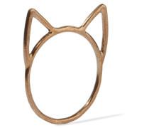 Lovecats Goldfarbener Ring -