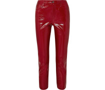 Ruby Verkürzte, Hoch Sitzende Jeans