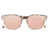 Martinique Sonnenbrille Mit Cat-eye-rahmen Aus Azetat -