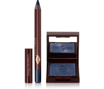 Nocturnal Cat Eyes To Hypnotise – Midnight Seduction – Make-up-set Für Die Augen - Navy