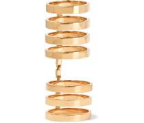 Berbère Ring Aus 18 Karat