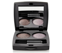 Le Chrome Luxe Eye Duo – Gardens Of Marrakech – Lidschattenduo - Lila