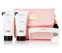Fall/winter '16 Cosmetics Bag – Haarpflegeset Mit Kosmetiketui - Pink