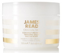 Coconut Melting Tanning Balm Face & Body, 150 Ml – Bräunungscreme -