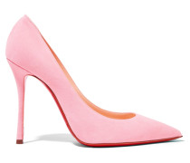 Decoltish 100 Pumps Aus Veloursleder -