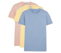 Set Aus Drei Baumwoll-t-shirts -