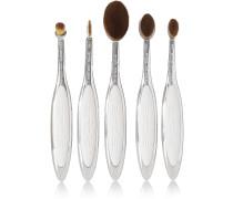 Elite Mirror 5 Brush Set – Set Aus Fünf Make-up-bürstchen
