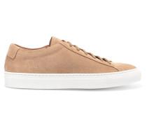 Original Achilles Sneakers Aus Veloursleder -