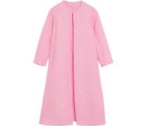 Helen Oversized-mantel Aus Cloqué Aus Einer Baumwollmischung - Pink