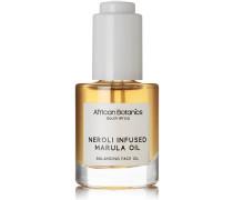 Neroli Infused Marula Oil – Balancing Face Oil, 30 Ml – Gesichtsöl