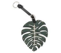 Schlüsselanhänger Aus Leder Mit Nieten -