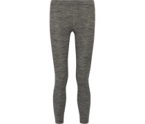 Leggings Aus Jersey Aus Stretch-baumwolle -