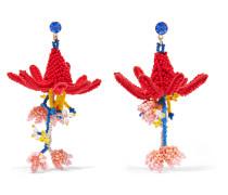 Ohrringe Mit Zierperlen -