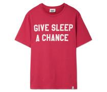 Jackson Bedrucktes T-shirt Aus Baumwolle -