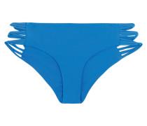 Barcelona Bikini-höschen Mit Cut-outs - Azurblau