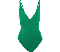 Les Essentiels Larcin Badeanzug - Grün