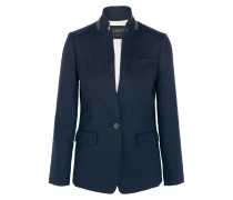 Regent Blazer Aus Stretch-wolle - Navy