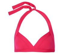 Les Essentiels Vedette Neckholder-bikini-oberteil - Fuchsia