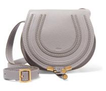 Marcie Mini Schultertasche Aus Strukturiertem Leder -