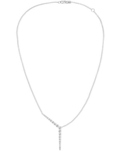 Aria Y Kette aus 18 Karat  mit Diamanten
