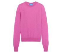 Inka Pullover Aus Einer Mohairmischung - Pink