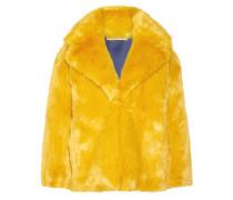 Jacke aus Faux Fur -