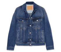 Lamp Jeansjacke In Oversized-passform -
