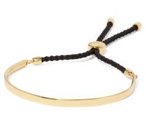 Fiji Geflochtenes Armband Mit Gold-vermeil