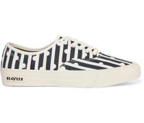 + SeaVees Sneakers aus bedrucktem Canvas