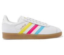 Gazelle Sneakers Aus Veloursleder Und Leder - Hellgrau