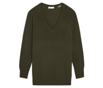 Asher Kaschmirpullover in Oversized-Passform