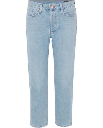 Low Slung Halbhohe Jeans