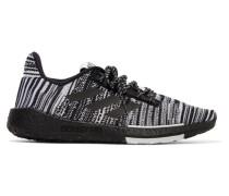 + Missoni Pulseboost Sneakers aus Häkelstrick