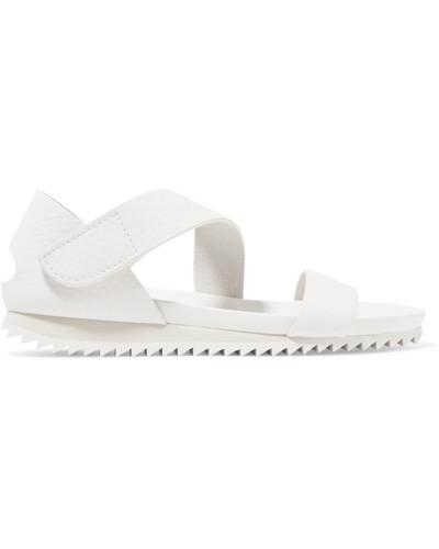 Jedda Sandalen aus Strukturiertem Leder